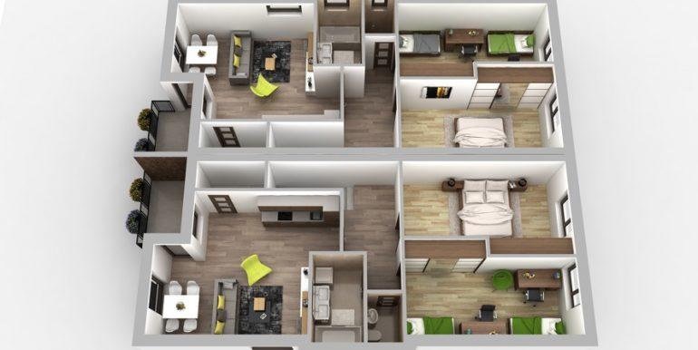 7 poschodie