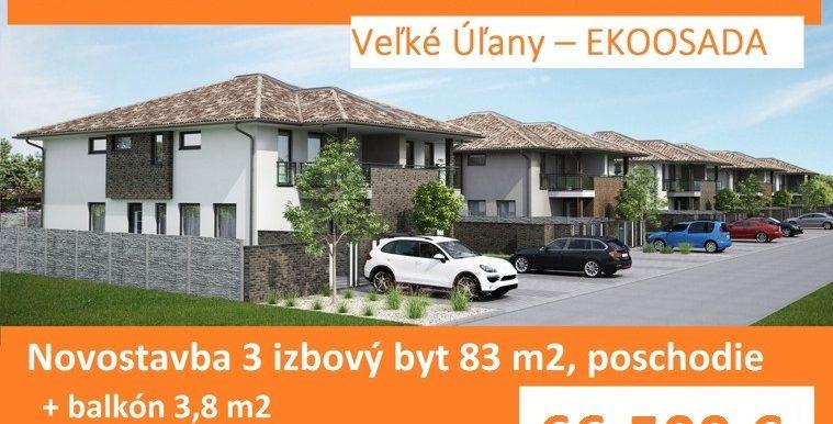 9 Poschodie byt
