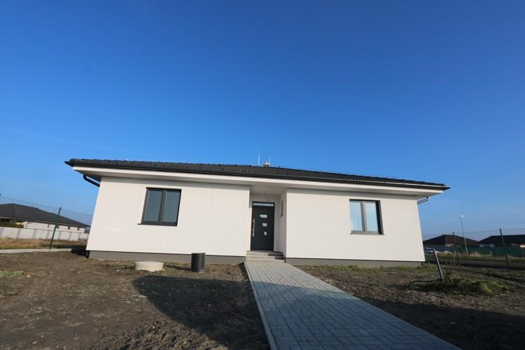 EXKLUZÍVNA NOVOSTAVBA NA KĽÚČ 4 izbový rodinný dom 146 m2, pozemok 600 m2, Veľké Úľany