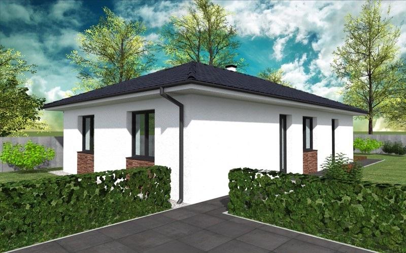 NOVOSTAVBA 4 izbový rodinný dom, 109 m2 pozemok od 415 m2, Košúty – Millenium (výstavba a dokončenie v r.2018)