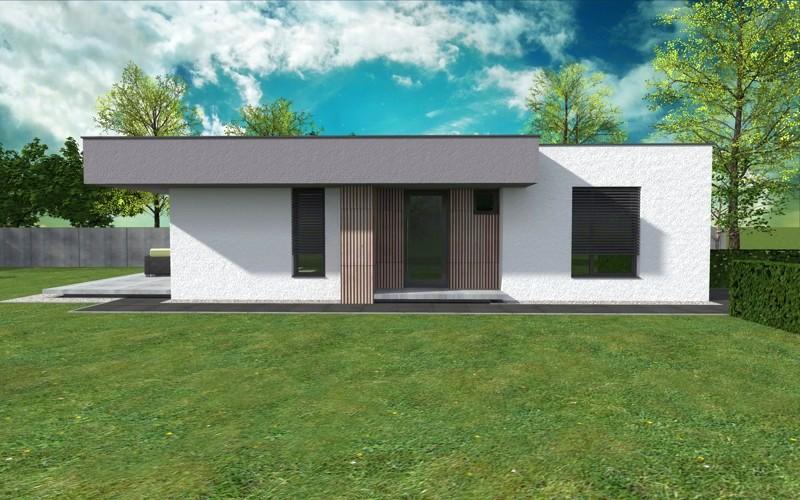 NOVOSTAVBA 3 izbový rodinný dom, 96 m2, pozemok od 415 m2, Košúty – Millenium (výstavba a dokončenie v r.2018)