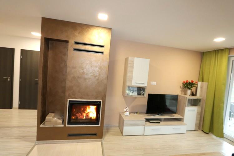 Zariadený 4 izbový rodinný dom (100 m2) pozemok 709 m2 Čierny Brod
