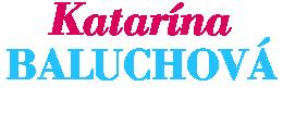 katarinabaluchova.sk