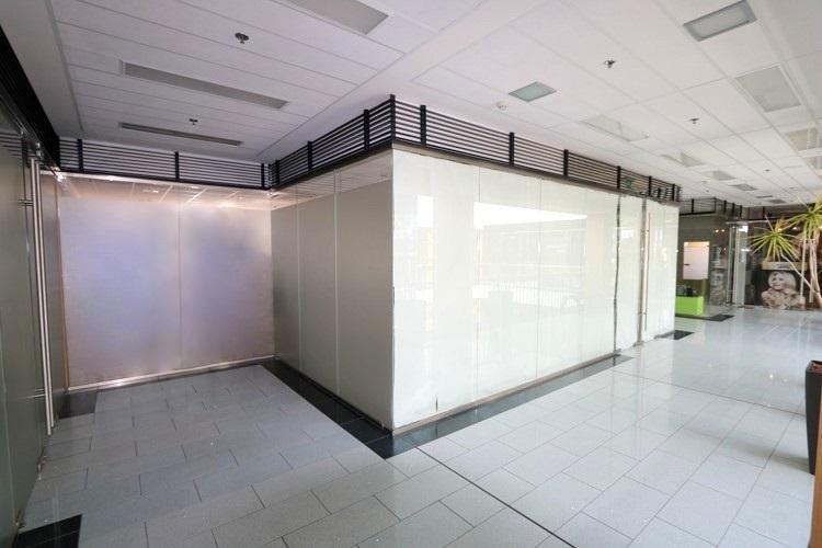Obchodný priestor 90 m2 v centre mesta Galanta, novostavba JAS PARK – 2.poschodie