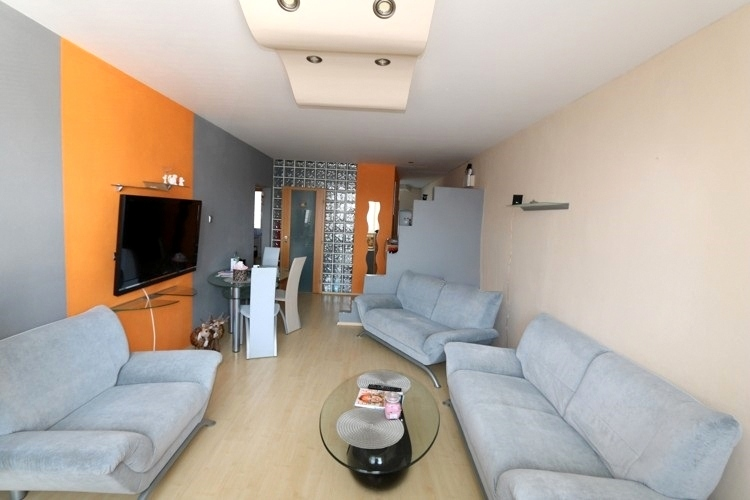Zariadený zrekonštruovaný 3 izbový byt, 82 m2, 1.posch., Galanta, sídl. SNP