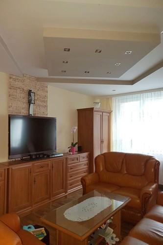 3,5 izbový byt 72 m2 s balkónom, 4/5 v meste Sereď, Cukrovarská ulica