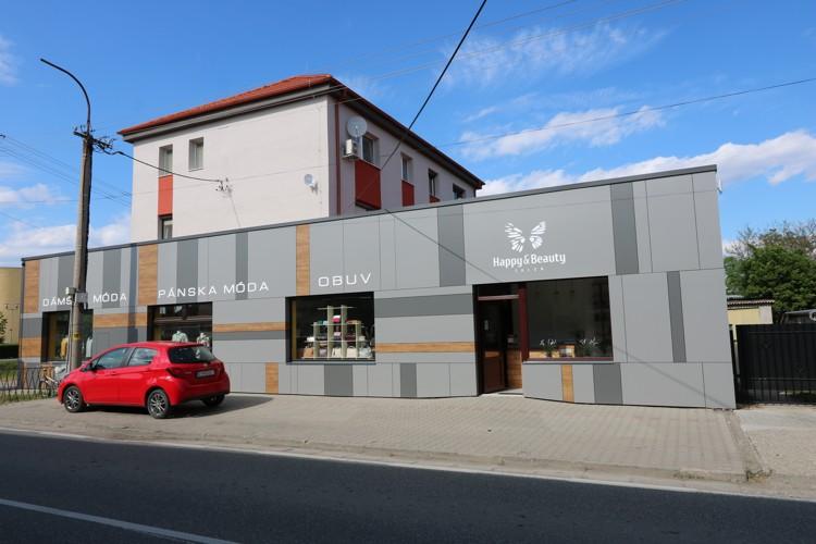 Na prenájom priestor 15 m2 v salóne krásy v centre mesta Sládkovičovo, ul.Fučíkova  170 €